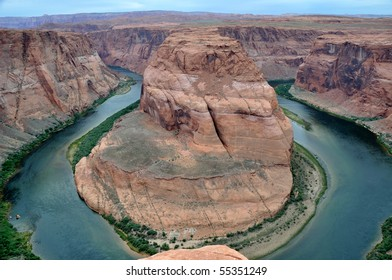 Horseshoe Bend near Page, Arizona