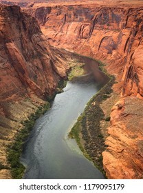 Horseshoe Bend , Page Arizona USA