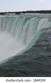 Horseshoe Falls from the Canadian side of Niagara Falls