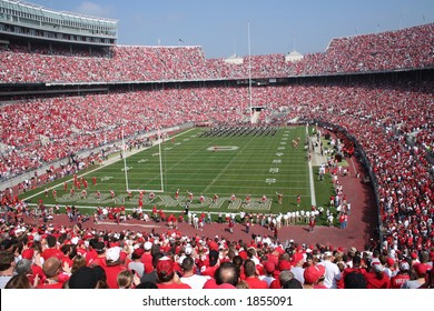 The horseshoe at Ohio State-editorial use only