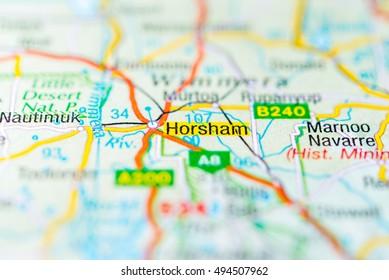Horsham, Australia.