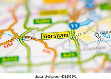 Horsham. United Kingdom