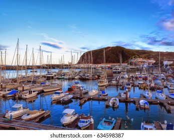 Horta Harbor