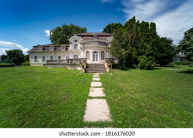 Horthy Castle in Kenderes, Hungary