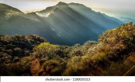 Horton Plains,Sri Lanka