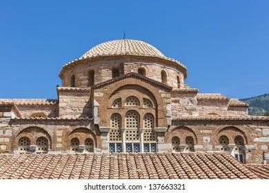 Hosios Loukas monastery,Distomo,Greece