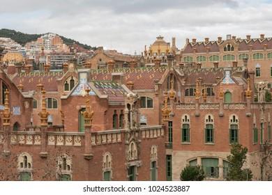 Hospita de Sant Pau Barcelona