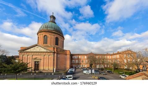 Hospital de La Grave in Toulouse, France