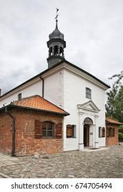 Hospital of Holy Spirit in Frombork. Poland