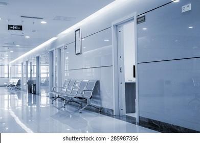 hospital interior