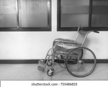 Hospital trolley in Thailand