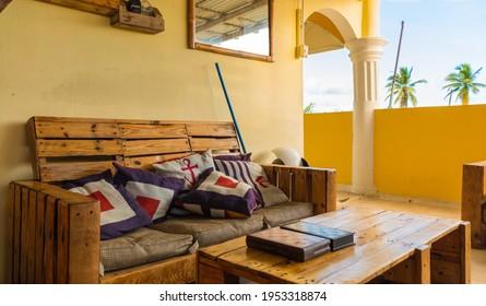 Hostel Hall in Punta Cana, Dominican Republic