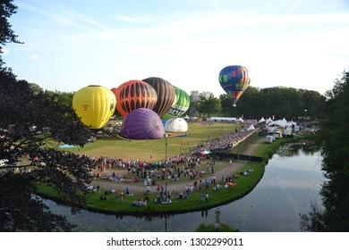 Hot Air Balloon Festival. 13 sep. 2013 - Barneveld - Netherlands