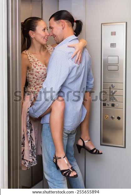 Mature Woman Making Love