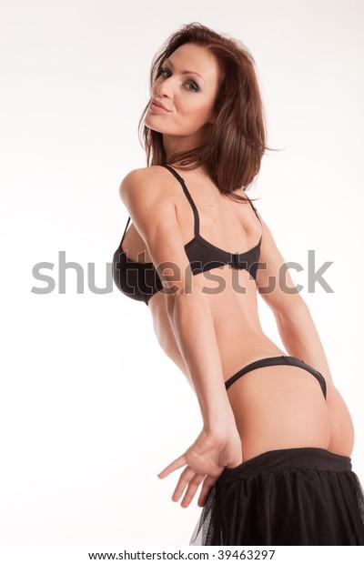Korean female butt fucking