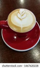 Hot Cappucino #hotcappuccino #cappuccino #cafe #coffee #coffeeart #acupofcoffee