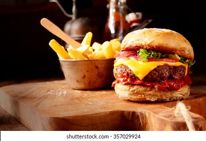 Burger Chili Cheese Images Stock Photos Vectors Shutterstock