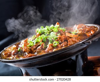 hot chinese food