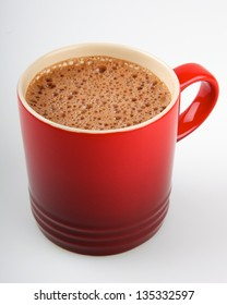 Hot Chocolate Mug with Bubbly Delicious Hot Chocolate