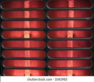 Hot coils