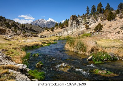 Hot Creek Geologic Site, Inyo National Forest