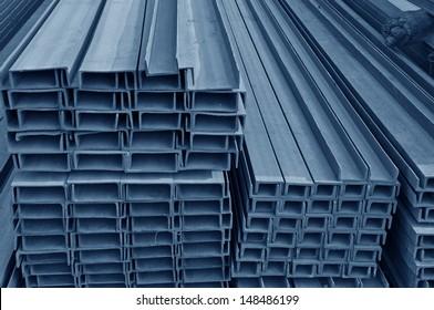 Hot dip galvanized steel channel