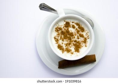 Hot drink sahlep