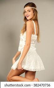 Imágenes Fotos De Stock Y Vectores Sobre Minifalda