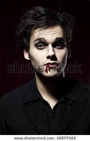 Male vampire foto 60