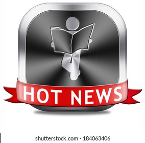 hot news breaking latest article or press release on a daily basis
