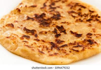 Hot Paratha (Indian Bread)
