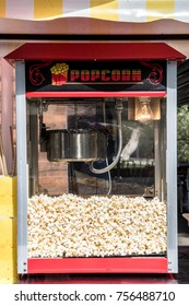 Hot Popcorn Machine