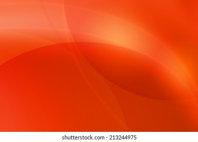 hot red  color abstract  background  with line and curve