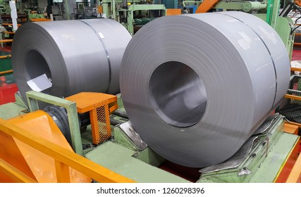 Hot Rolled steel coil straps prepared for processing, steel strapping, Plate metal sheet industry
