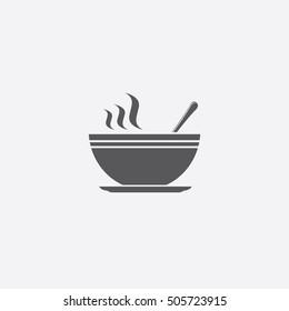 Hot Soup Icon