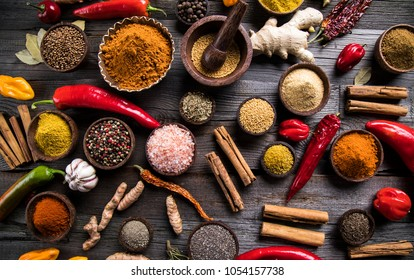 Indonesian Spices Images, Stock Photos & Vectors | Shutterstock