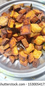 hot spicy tasty Amorphophallus paeoniifolius elephant foot yam fry recipe chips indian chettinad