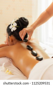 Asian massage pain relief relaxation