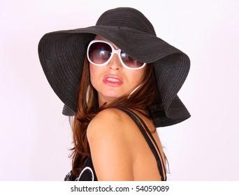 Hot summer girl