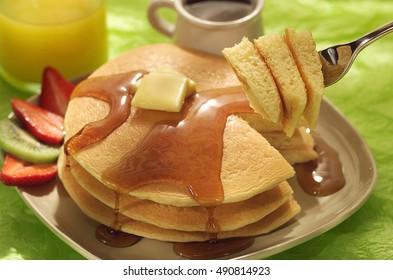 hotcakes breakfast