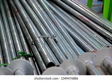 Aluminum Pole Images, Stock Photos & Vectors | Shutterstock