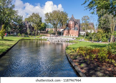 Hotel Arena At The Oosterpark Park At Amsterdam The Netherlands 2018
