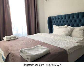 hotel bedroom interior design luxury