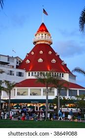 Hotel del Coronado, San Diego, USA