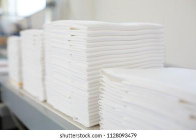 Hotel fabrics laundry