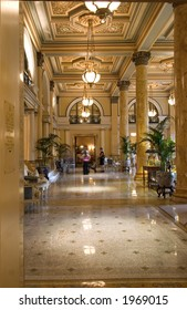hotel lobby (vertical)