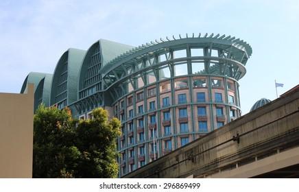 hotel on Sentosa Island Singapore