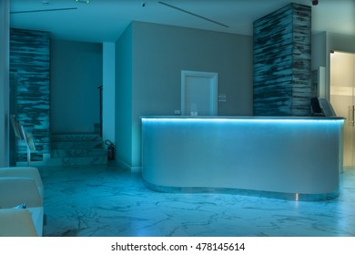 Hotel Reception, Office, Receptionist, Lobby, Modern