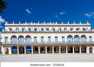 Hotel Santa Isabel, Havana, Cuba