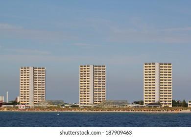 Hotels at Fehmarn South beach